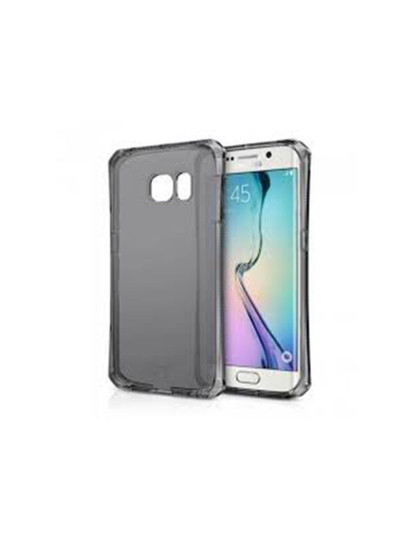 Capa iTSkins para  Samsung Galaxy S6 Edge Plus - Preta