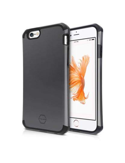 Capa iTSkins para  Apple iPhone 6s Plus / 6 Plus - Cinzenta