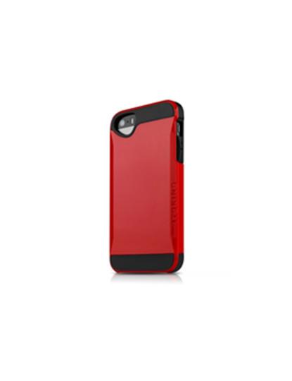 Capa iTSkins para iPhone 5 - Vermelha