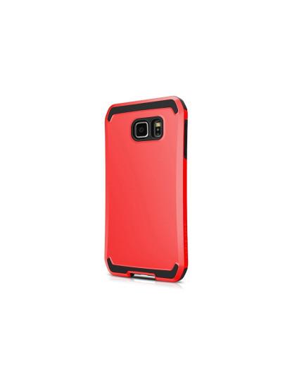 Capa iTSkins para  Samsung Galaxy S6 - Rosa e preta