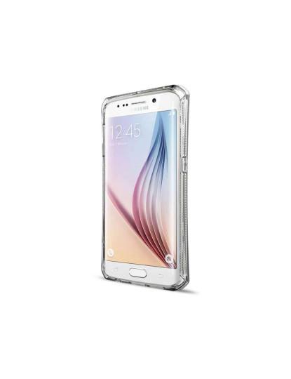 Capa iTSkins para  Samsung Galaxy S6 Edge Plus - Transparente