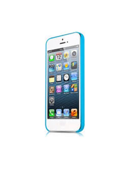 Capa iTSkins para iPhone 5 - Azul