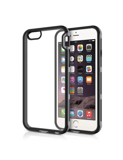 Capa iTSkins para  Apple iPhone 6s Plus / 6 Plus - Cinzenta