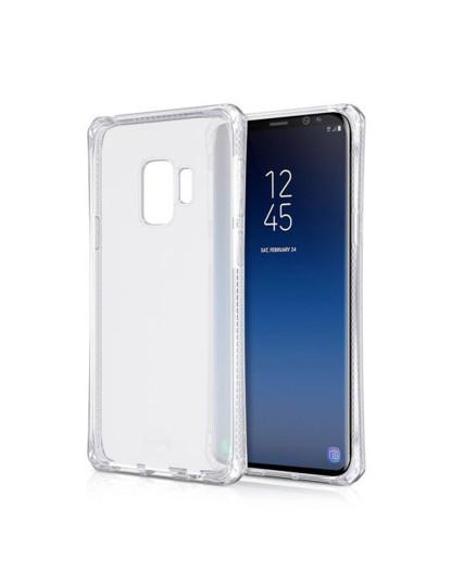 Capa iTSkins para  Samsung Galaxy S9 - Transparente