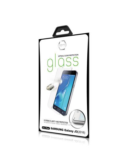Capa iTSkins para  Samsung Galaxy J3 ( 2016 ) - Transparente