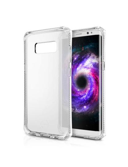 Capa iTSkins para  Samsung Galaxy S8 - Transparente