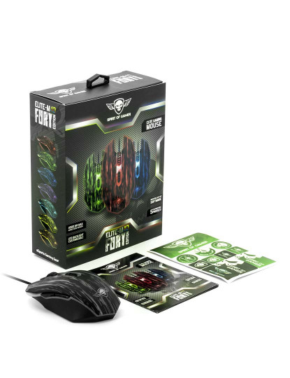 Rato Elite M40 Fury Edition