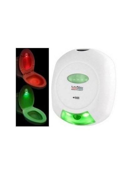 Luz de Navegação Noturna para WC com sensor!