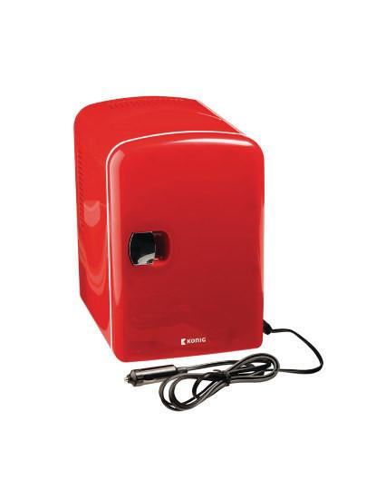 Mini-frigorífico KONIG de 50W, com capac-Mini-frigorífico KONIG de 50W