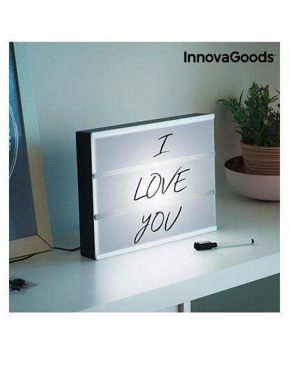 Ecrã Led p/ Escrever Mensagens Cinema Innovagoods