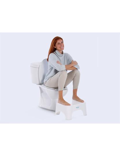 Banco de Apoio para WC