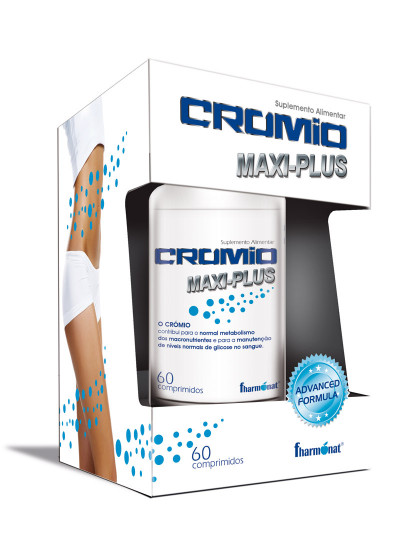 Cromio Maxi Plus Comprimidos