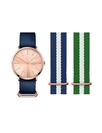 Relógio Lacoste Azul/Verde Homem