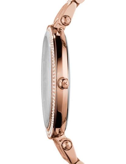 Relógio Michael Kors Darci Rosa Dourado