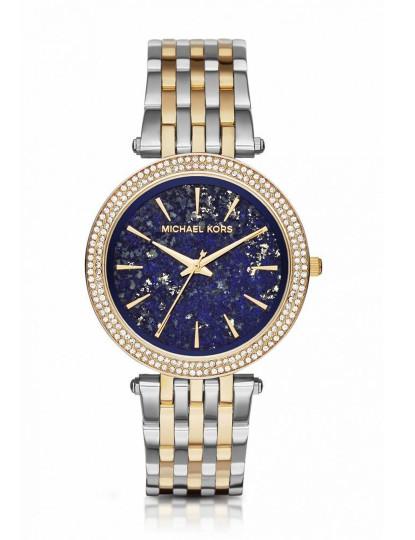 Relógio Michael Kors Senhora Prateado e Azul
