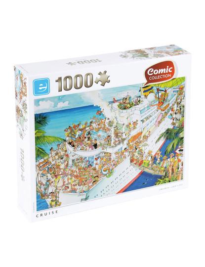Puzzle 1000pcs Comic Cruzeiro