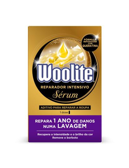Sérum Aditivo Para Reparar A Roupa Woolite 1D