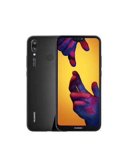 Huawei P20 Lite 64GB/4GB Dual SIM Preto NOVO