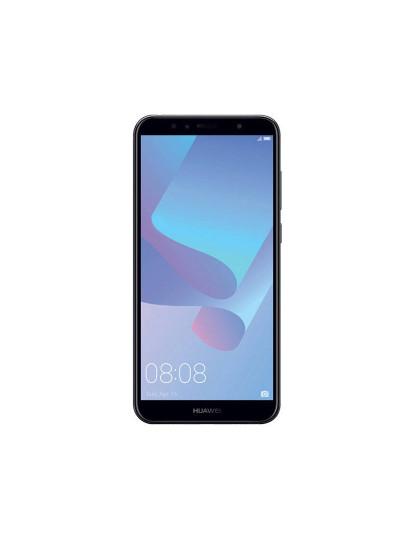 Huawei Y6 2018 16GB/2GB Dual SIM Preto NOVO