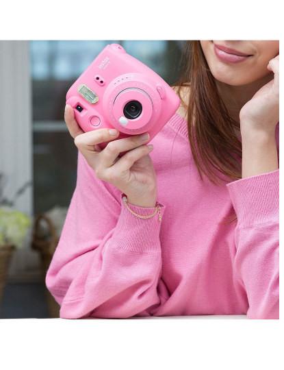 Câmara Instantânea Fujifilm INSTAX Mini 9 - Rosa