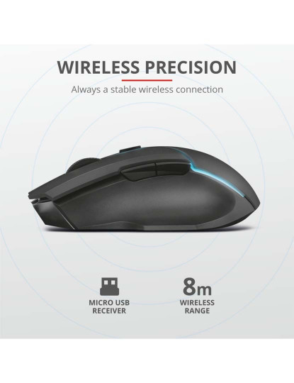 Rato Gxt161 Disan Wireless
