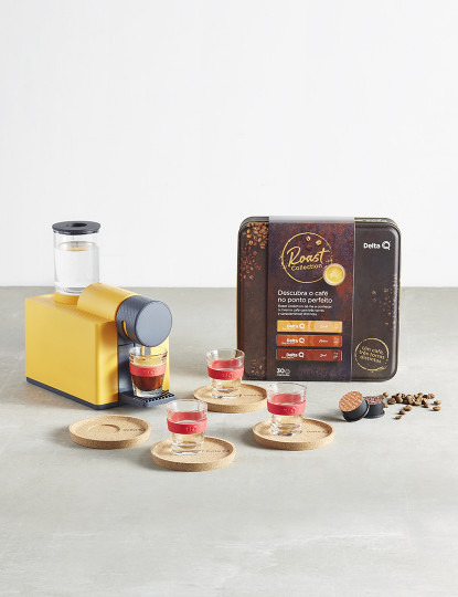 Kit Qlip Roast Collection
