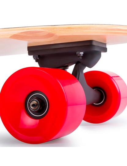 Skate Elétrico C/ Comando - Mobilidade Limpa E Prática!