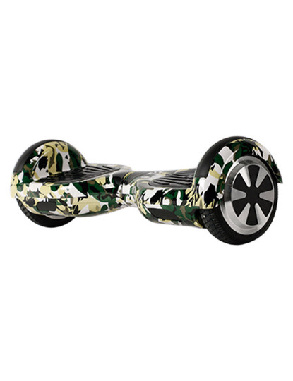Hoverboard Smart Wheels War Leader Com Luz Led Frontal E Bluetooth