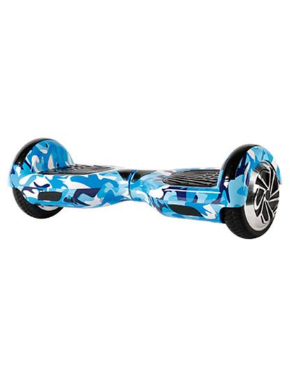 Hoverboard Smart Wheels Magic Blue Com Luz Led Frontal E Bluetooth