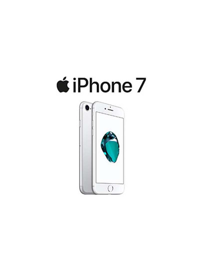 iphone 7 128 Gb Silver Recondicionado Grau A