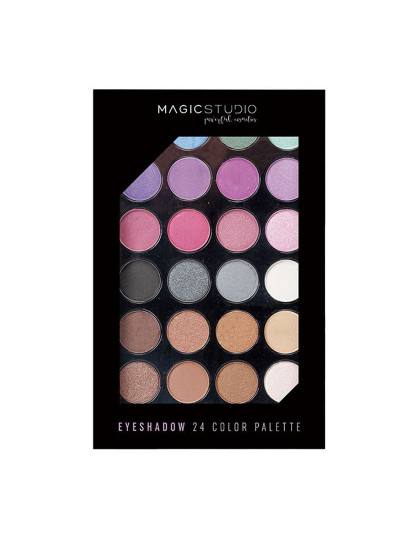 Magic Studio 24 Color Eyeshadow Palette
