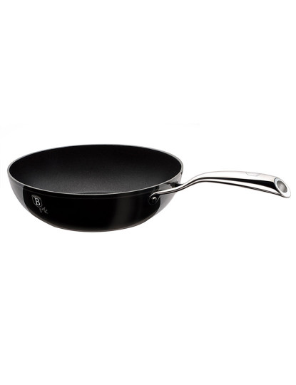 Wok 28 Cm Berlinger Black Royal Collection