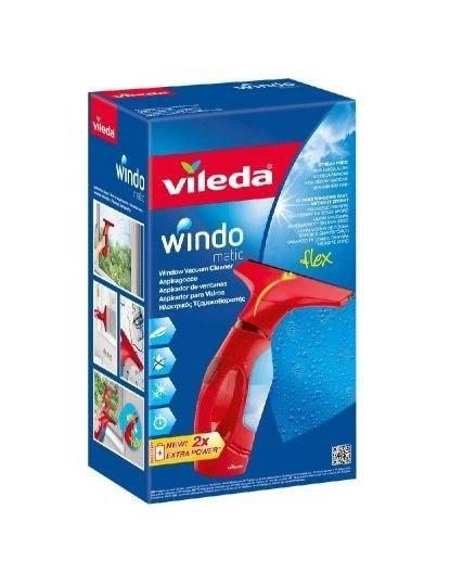 Aspirador Para Vidros Windomatic 40 , C/ Cabeçal Fléxivel (Depósito Amovível)