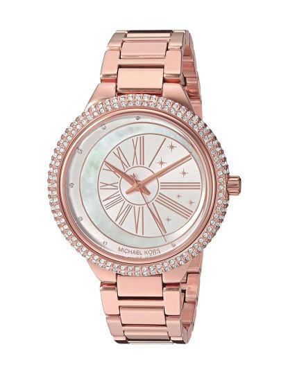 Relógio Michael Kors Taryn Dourado Rosa