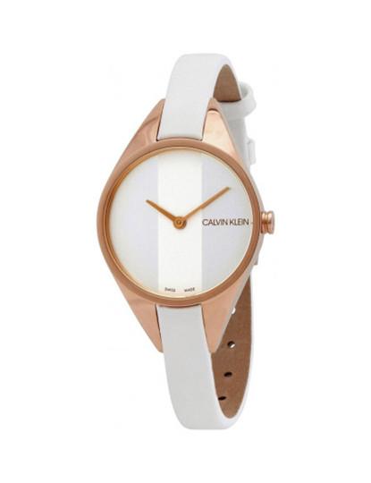 Relógio Calvin Klein  Senhora  Dourado Rosa e Branco