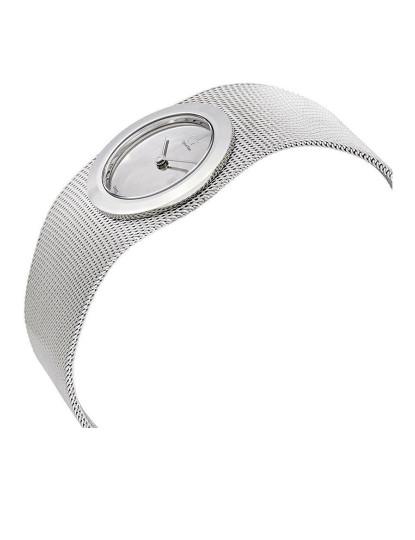 Relógio Calvin Klein Senhora Impulsive Prateado