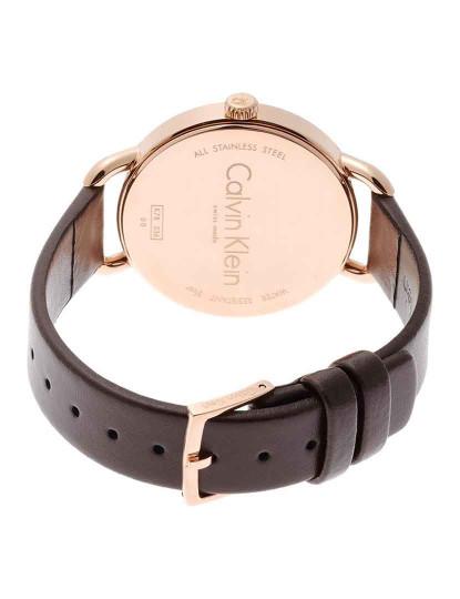 Relógio Calvin Klein Senhora Castanho