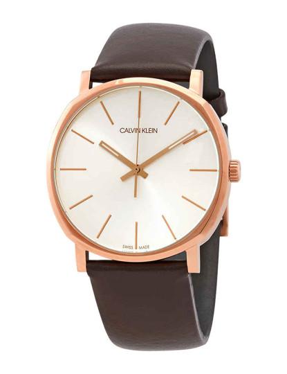 Relógio Calvin Klein Homem Castanho