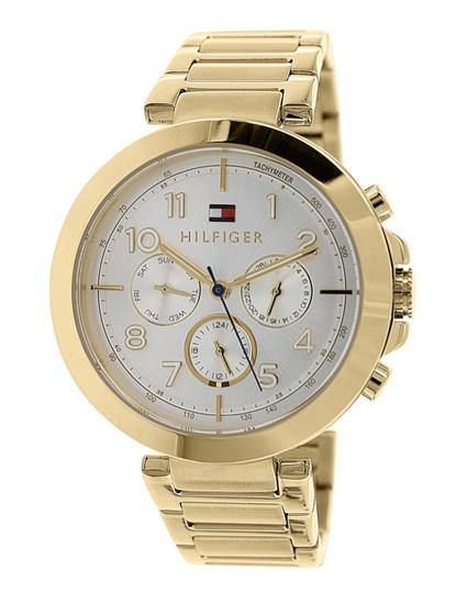 923a2aae073 Relógio Tommy Hilfiger Cary Feminino Dourado