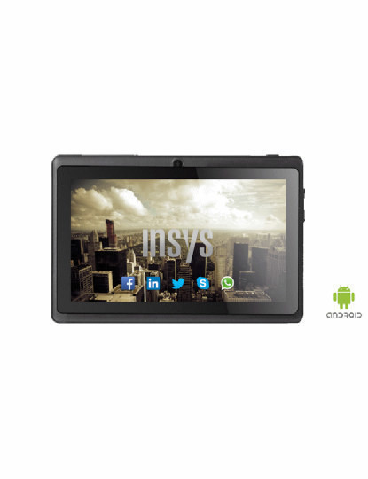 Tablet INSYS 7´´ XF7-A701 1GB/8GB