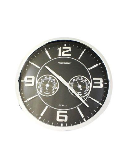 Relógio de Parede Celsius Preto