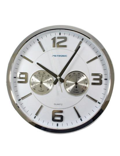 Relógio de Parede Celsius Branco