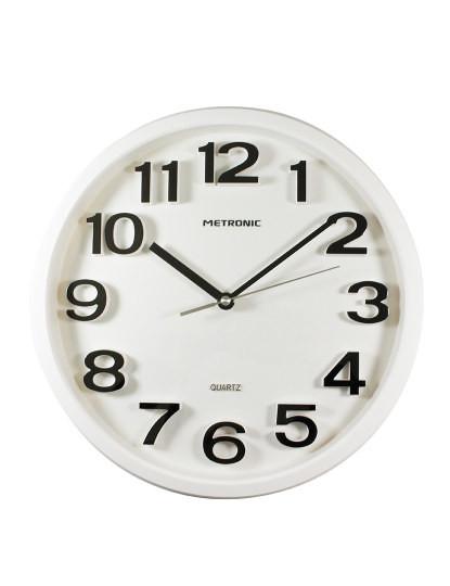 Relógio de Parede ´´Pops´´ Branco