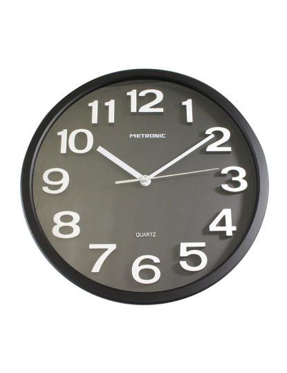 Relógio de Parede ´´Pops´´ Preto