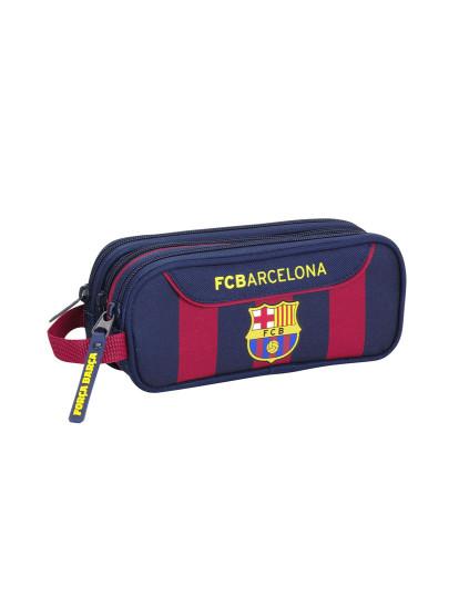 4011fd9bd715d Estojo Triplo FC Barcelona