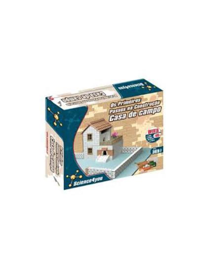 Kit Construção Casa de Campo