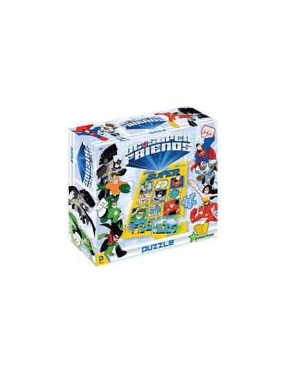 Puzzle DC Super Heroes 1 24 Pcs
