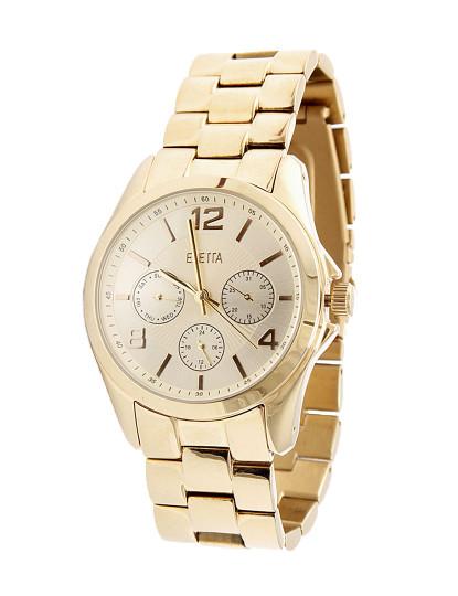 8b8cf179e8c Relógio Eletta New York Dourado I