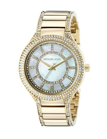 Relógio Michael Kors Kerry Dourado Senhora