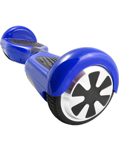 Hoverboard Smart Wheels Com Luz Led Frontal Azul e Bluetooth